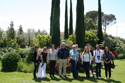0_Группа журналистов и организаторы тура