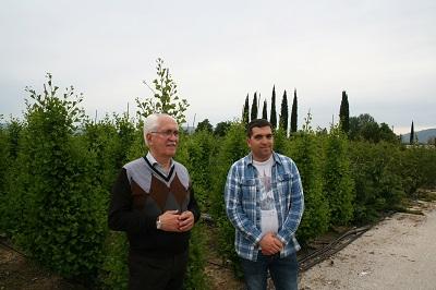 3_Giorgio и Leonardo Innocenti